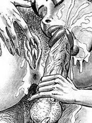 Coolest cartoon bdsm porn with kinky giant using various implements to torture and dominate his victims
